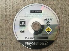 Stuntman - Sony Playstation 2 PS2 DISK ONLY UK PAL