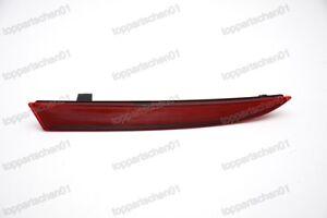 1Pcs New Left Side Rear Bumper Reflector Light For Honda Accord PHEV 2014