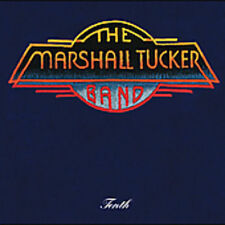 CD de musique rock remaster, The Marshall Tucker Band