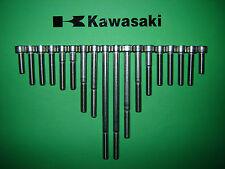 Kawasaki KH 500 500cc KH500 Engine SS Stainless Allen Screw Kit *UK FREEPOST*