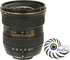 Tokina AT-X 116 PRO DX II 11-16mm f/2.8 Wide Angle Lens For Nikon F-mount ASP-C