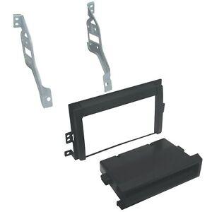 Scion Tc Double Din Car Stereo Radio Installation Dash Mounting Panel Trim Kit