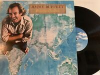 Jimmy Buffett ‎– Somewhere Over China LP 1981 MCA Records ‎MCA-5285 VG+