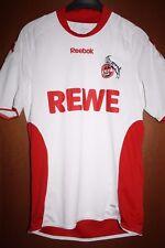Maglia Shirt Maillot Trikot Colonia FC Köln Rewe DFB Deutschland Adidas Vintage