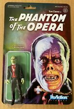 Phantom of the Opera ReAction figure 3 3/4 inch Universal Monsters series 2