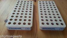 Stalwart Loading blocks, reloading trays TWO # 4 Blocks 357 magnum, 7.62x39 etc.
