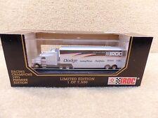 New 1993 Racing Champions 1:87 Diecast NASCAR Dodge IROC Transporter Hauler