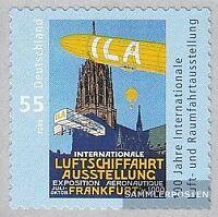 BRD 2755 (kompl.Ausg.) selbstklebende Ausgabe postfrisch 2009 100 Jahre ILA