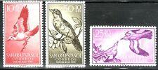 SAHARA ESP. 1958 153/55 DIA DEL SELLO 3v.