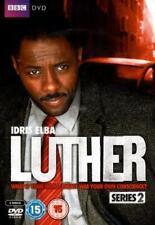 Luther: SERIE 2 (2 DVD Set / Idris Elba / BBC 2011)