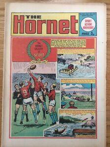 The Hornet #432 18/12/71 The Swamp Rat, Sergeant Sixty, DC Thompson UK Comic