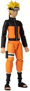 Bandai Anime Heroes Naruto Uzumaki Naruto Action Figure