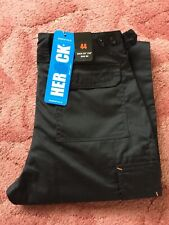 HEROCK Essential Thor Men's High Quality work Trousers Size W34  L 32 New