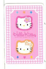 "Single Card Sanrio Art /""Hello Kitty/"" Playing Card KHA-1-25 A in Sanrio Catalog"