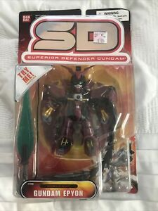 Super Deformed Superior Defender Mobile Suit Gundam Epyon Custom Figure NEW