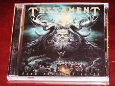 Testament: Dark Roots Of The Earth CD 2012 Nuclear Blast GmbH USA NB 2509-2 NEW