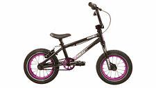 Fit 2020 Misfit 12 Complete BMX Bike - ED Black/Purple