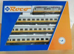 Roco 43047 Lufthansa Airport Express DC