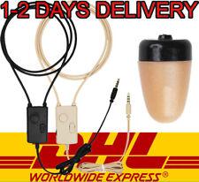 Spy Earpiece Earphone Wireless GSM Headset Hidden Secret Mini