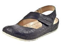 Dr.Brinkmann 710558-1 Damenschuhe Sandalen Leder Schuhe schwarz 36-42 Neu26