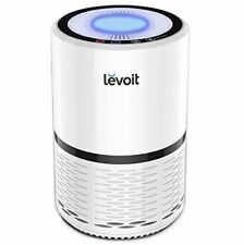Levoit air Purifier with True Hepa & Active Carbon Filters Compact Purifiers No