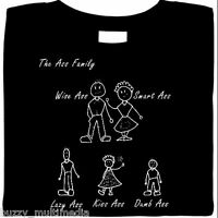 The Ass Family Shirt, funny t shirt, sarcastic, All Sizes & Colors, humor