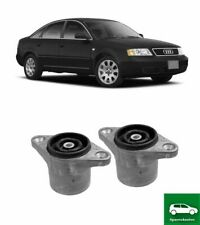 REAR SHOCK ABSORBERS TOP MOUNT BUSHING COMPATIBLE WITH AUDI A6 C5 1997-2005