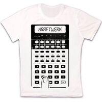 Kraftwerk Pocket Calculator Synth Pop Electro Retro Vintage Unisex T Shirt 1068