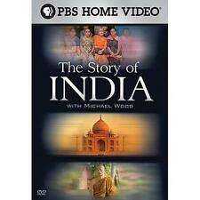The Story of India (DVD, 2009, 2-Disc Set)