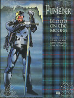 Punisher Blood on the Moors Hardcover HC HB GN Marvel New Sealed Cam Kennedy art