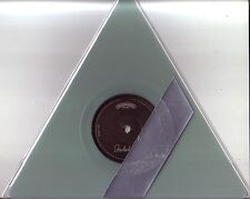 "Mayer Hawthorne ""Jaded Inc."" 2 Track-Glow-in-the - dark - 7"" SHAPED VINYL RSD 2014"