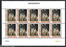 "Nederland 2777 Vel decemberzegel 2010 met TNT-logo eigen invulling ""Wintersfeer"""