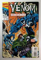 Venom: The Mace #1 - 9.4 NM Signed by Artist Bill Reinhold Direct Edition