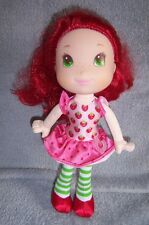"""Strawberry Shortcake Doll 10"""" Scented  - 2009 American Greetings"""