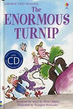 The Enormous Turnip (First Reading) (Usborne First Reading) by Katie Daynes | Ha