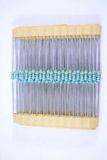 100pk - 4.7 Ohm(Yellow-Purple) - 1/4W - 5% Resistors
