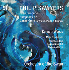 Sawyers / Orchestra - Cello Concerto / Symphony No. 2 [New CD]