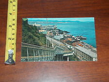 POSTCARD VINTAGE THE GOVERNORS PROMENADE QUEBEC CANADA