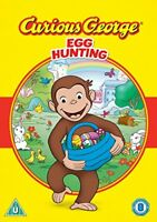 Curious George Easter Egg Hunt (DVD) [2017]