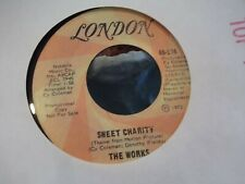 45M THE WORKS SWEET CHARITY / ORANGE MEDLEY ON LONDON  RECORDS
