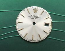 Ladies Rolex Quadrante Argento per 26mm cassa