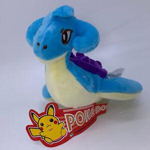 """Lapras Plush Soft Toy Doll Teddy Stuffed Animal 5"""""""