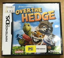 Over the Hedge (Nintendo DS, 2006)