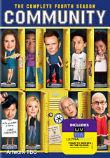 COMMUNITY - SEASON 4 - DVD - REGION 2 UK