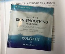 Dermarche Roloxin Lift Instant Skin Smoothing Masque Mask One Packet .07 oz/2 g
