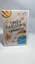 God's Awesome Universe FACTORY SEALED GIFT QUALITY FREE SHIPPING AND TRACKING