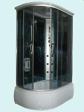 CABINA BOX DOCCIA IDROMASSAGGIO CON VASCA DA 120X80 , BAGNO TURCO   DOCCE VASCHE