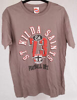 Official AFL St Kilda Saints Mens Supporter Tee