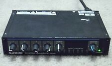 Shure Mixer Scm268 4-Channel Microphone Transformer Isolated Xlr Phantom Power
