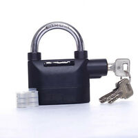 Motorbike Alarm Disc Lock Motion Sensor Security Waterproof Siren Padlock HC